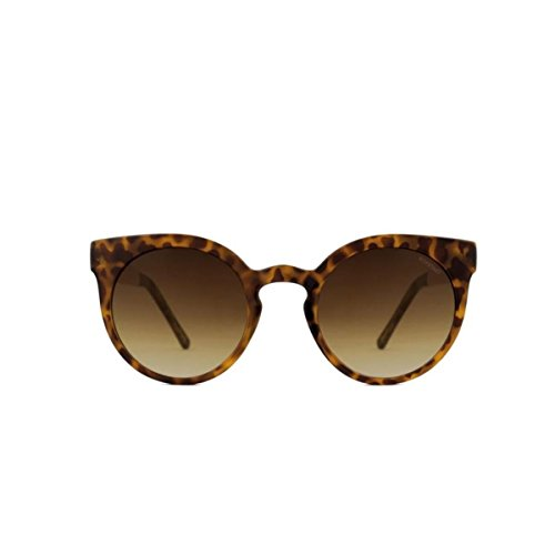 Komono Lulu Monturas de Gafas, Marrón (Gris Metal Marron Tortoise/Rose Gold), 46 para Mujer