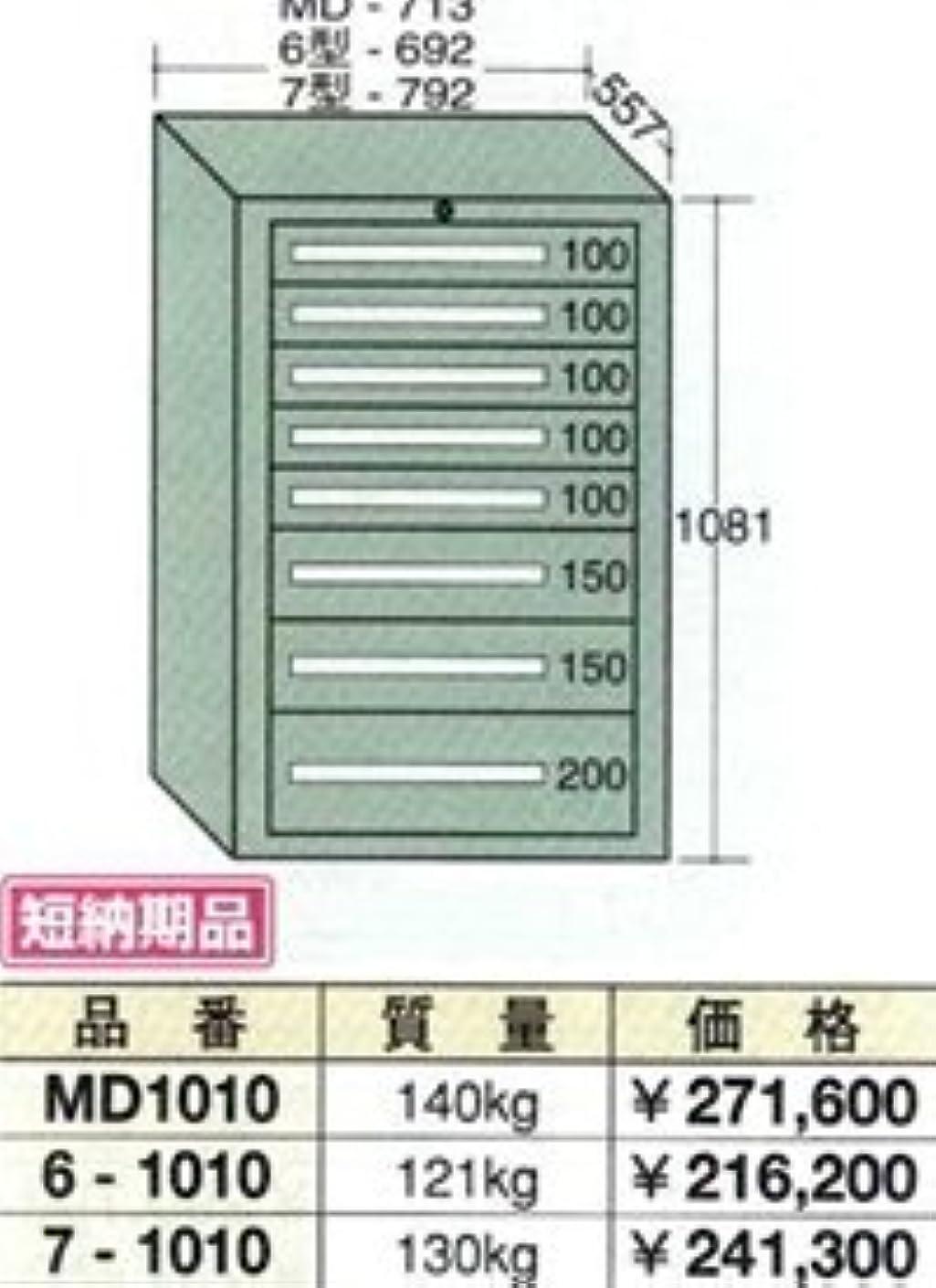 ナチュラルより多い右OS(大阪製罐) ミドルキャビネット MD1010