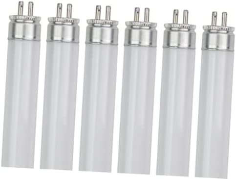 6 Pcs Replacement Fluorescent Tube Fashion Lamp Dayli F6T5 6W Fixed price for sale T5 D Bulbs