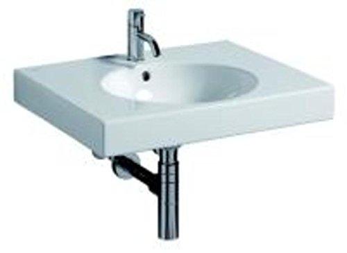 Keramag Waschbecken Preciosa II 60x50cm KeraTect weiß, 123260600