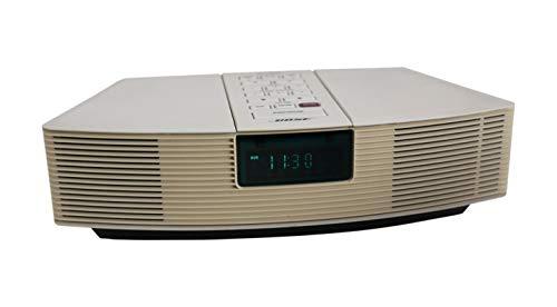 Bose Wave Radio mit Wecker in weiß