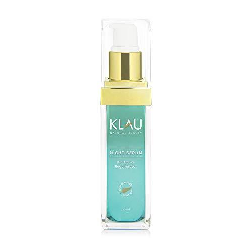 KLAU Advanced Bio Night Serum, anti-age - Natuurlijke ingrediënten uit Nieuw-Zeeland - 30 ml