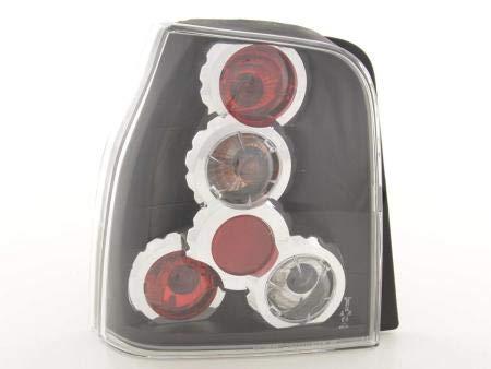 Shop Import paar achterlichten V. Lupo 1998-2005 zwart D-Fkrl5085