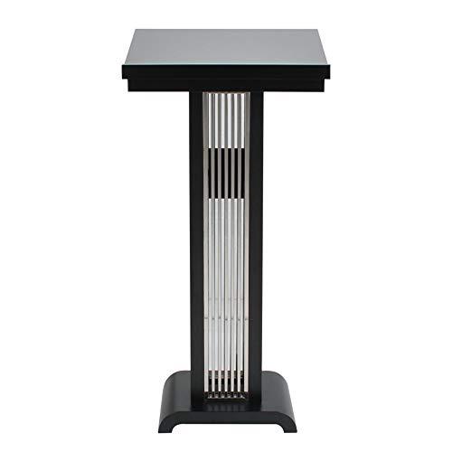 DLSMB Podium Einfache Moderne Willkommen Tabelle Rezeption Lecture Plattform Speaking for Kirche, Schule oder Universität Rednerpult (Color : Black, Size : One Size)