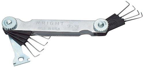 wright tool 9531alambre de calibre Gap