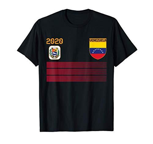Maglia da calcio Venezuela 2020 Venezuela Soccer Maglietta