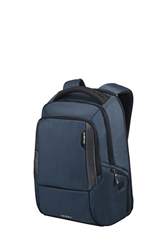 SAMSONITE Cityscape Tech for 14 Zoll Laptop Rucksack, 15.5 Liter, Space Blue