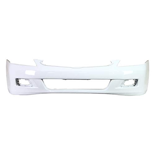 06 accord front bumper cover - 4