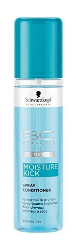 Schwarzkopf Professional BC Bonacure Moisture Kick Spray Conditioner, 1er Pack (1 x 200 ml)