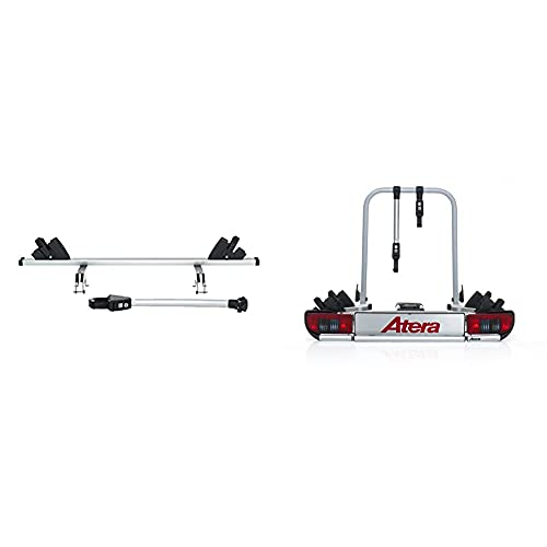 Atera 022610 Erweiterung DL/Sport 2 - Kupplungsträger & 022686 Fahrradträger Strada E-Bike M - Kupplungsträger