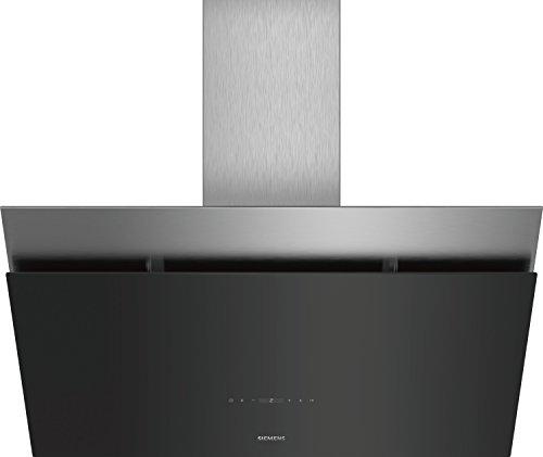 Siemens LC98KPP60 iQ500 Wand-Esse / 89.2 cm / LED-Beleuchtung / Extrem Leise / TouchControl / Glas, lackiert