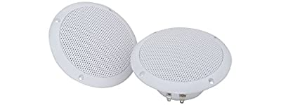 "Water Resistant 5"" Speakers 