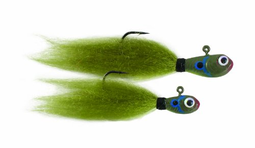 Spro Phat Flies-Pack of 2