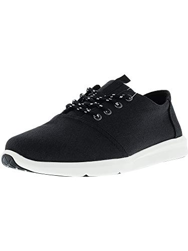 TOMS Del Rey Sneaker black Größe: 40,5 Farbe: black