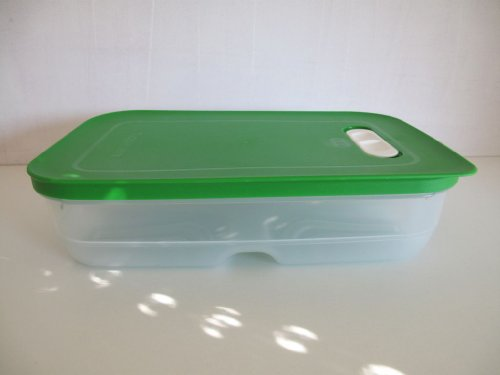 Tupperware prima climática climática Oase Plus fridgesm tipo Frigorífico 1,8L verde plano