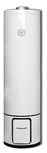 Scaldabagno, boiler a legna/elettrico (kombi) da 80 litri