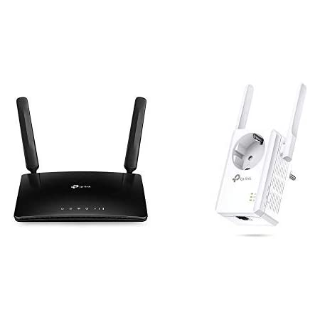 New] TP-Link TL-MR6400 - Router 4G LTE WiFi con Velocidad ...