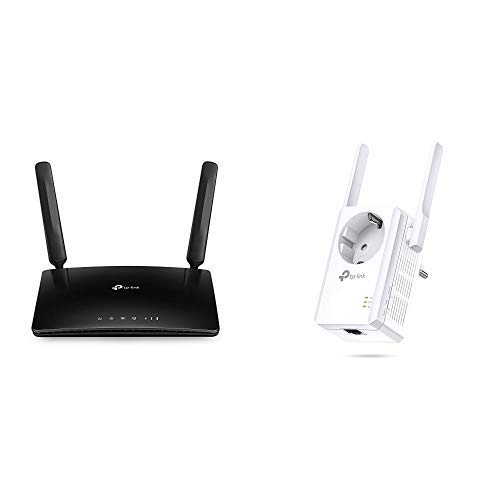 [New] TP-Link TL-MR6400 - Router 4G LTE WiFi con Velocidad Alta hasta...