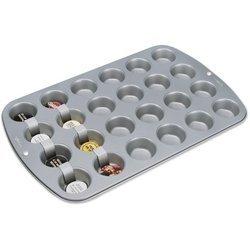 "WMU - Recipe Right Mini Muffin Pan-24 Cavity 2""X3/4"""