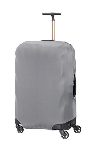 Samsonite Global Travel Accessories - Housse de Valise En Lycra M, Gris (Anthracite)