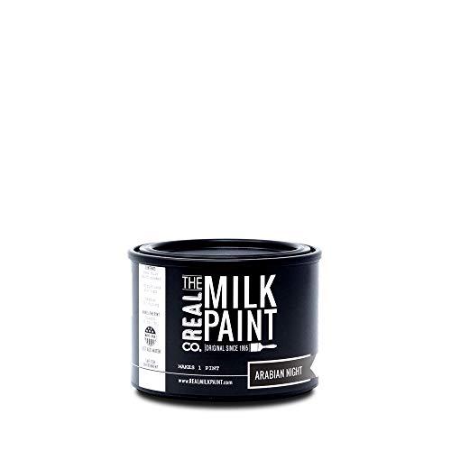 Arabian Milk Paint (Pint (16 oz), Black)