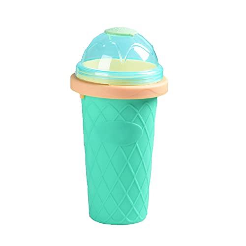 LZYANG Slushy Ice Maker Maquina para Preparar Granizados Taza De Enfriamiento Rápido Botellas De...