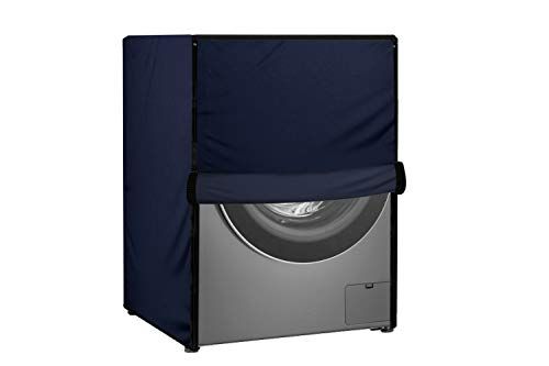 Stylista Washing Machine Cover Compatible for Bosch 7 kg Front Load WAK24264IN Blue