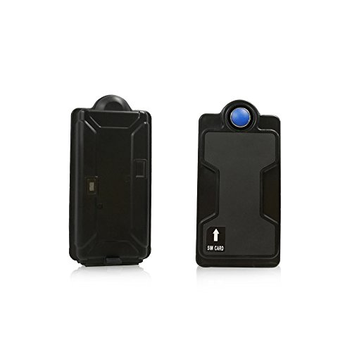 KingNeed Magnetic  Portable GPS Tracker/ 180 Working Days/ 5000mAh Long Battery Life/ IPX7 WaterProof/ Geo-fence/ Remote Voice Bug/ GSM Home Alarm/ Drop-trigger alert/for Personal and Car Vehicles