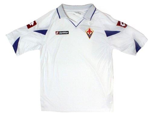 LOTTO JERSEY AWAY AC Florenz Größe S M L XL XXL N0779 weiß, Farbe:weiß;Textilien Größen:S