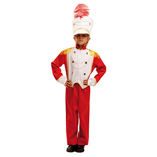 My Other Me – Costume stoïque soldat de plomb pour enfant, 10 – 12 ans (viving costumes mom02100)