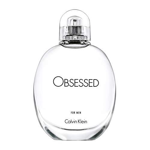 Calvin Klein Obsessed for Men Eau de Toilette, 125 ml