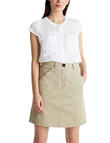 Esprit 040ee1f309 Blusas, 100/Blanco, 40 para Mujer
