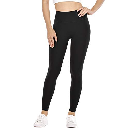 Nouveaux Leggings Pantalons de Sport Pantalon de Fitness Taille hauteblack4