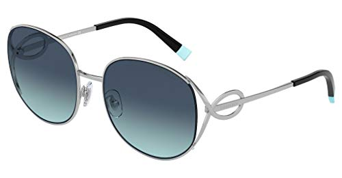 Tiffany Mujer gafas de sol TF3065, 60479S, 56