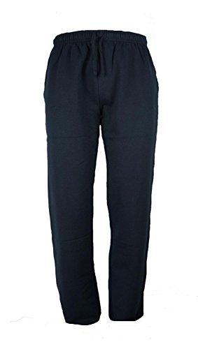 BE BOARD Pantalone Tuta Uomo Cotone Felpato Invernale Art 9036