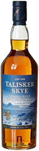 Talisker Skye Single Malt Scotch Whisky - in maritimer Geschenkbox, 0.7l