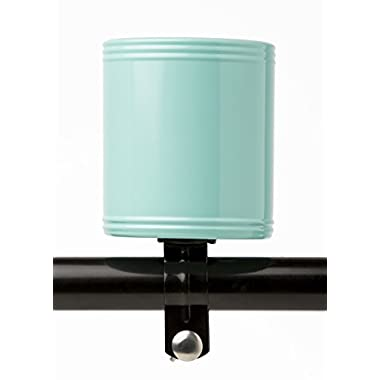 Cruzies Bike Cup Holders/Bicycle Cell Phone Holder - From the same manufacturers of the HydroFlask (Turquoise)