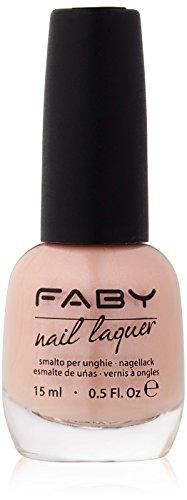 FABY Nagellack Bon-Bon Ton, 15 ml
