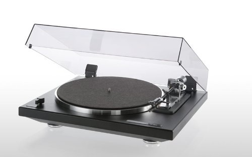 New Thorens TD 235 EV Semi Automatic Turntable with Integrated Phono Preamp