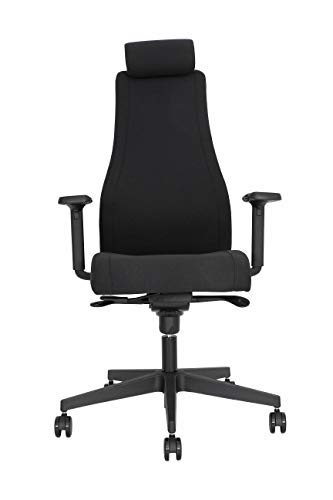 Nowy Styl Chefdrehstuhl, Drehstuhl, Arbeitsstuhl, Arbeitsdrehstuhl, Bürostuhl, One Size