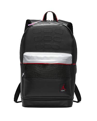 Nike Air Jordan Retro 4 Backpack (One Size, Black)