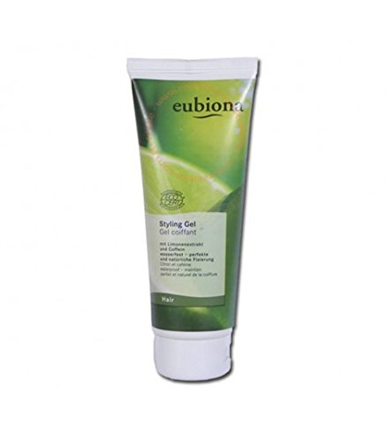 Eubiona -Gel coiffant Hair Limon Bio-125ml