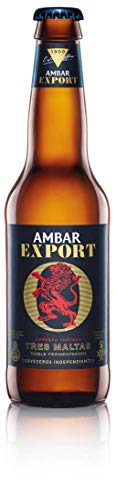Ambar Export – Caja 24 botellas 33 cl.