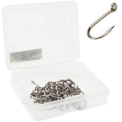 45532rr Karpfen Angelhaken 3# Ise Haken (Single Box Sell, eine Box innerhalb etwa 30 bis 60 Haken)
