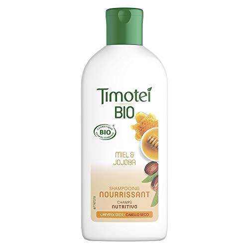 Timotei Bio pflegendes Shampoo für trockenes Haar, 6er Pack (6 x 250 ml) (insgesamt 1500 ml)