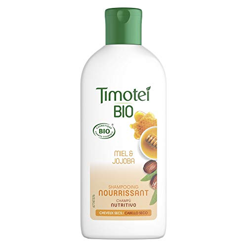 Timostern Bio verzorgende shampoo voor droog haar, verpakking van 6 stuks (6 x 250 ml) (in totaal 1500 ml)