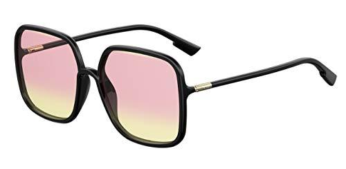 Dior Sonnenbrillen STELLAIRE 1 Black/PINK Shaded Damenbrillen