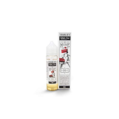 Charlie's Chalk dust Mr Meringue Strawberry 50 ml