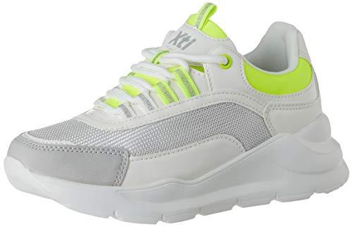 XTI 57028, Zapatillas Niña, Amarillo (Amarillo Amarillo), 30 EU