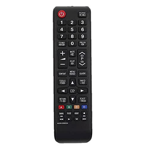 Smart Remote Control Button Controller Reemplazo de herramienta de control portátil inalámbrico Se adapta a Samsung AA59-00602A Herramientas operadas a mano